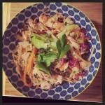 Asian Inspired Salmon Stir-fry