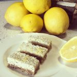 Zesty Lemon Slice